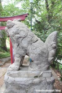出世稲荷神社(練馬区旭町)21