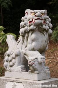 赤城神社(川崎市高津区上作延)6