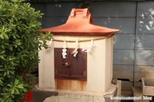 下作延新明神社(川崎市高津区下作延)6