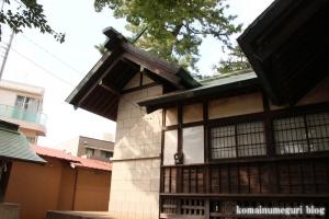 下作延新明神社(川崎市高津区下作延)9