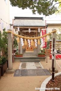 溝口神社(川崎市高津区下溝口)24