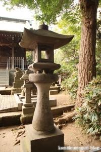 久地神社(川崎市高津区久地)5