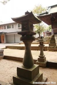 久地神社(川崎市高津区久地)6
