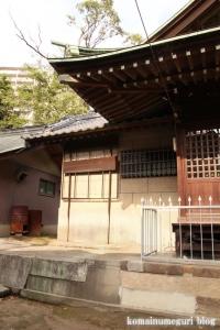 久地神社(川崎市高津区久地)10