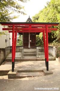 久地神社(川崎市高津区久地)11