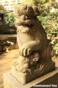 久地神社(川崎市高津区久地)15