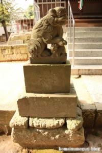 久地神社(川崎市高津区久地)18
