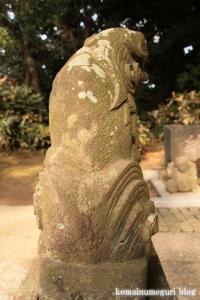 久地神社(川崎市高津区久地)21