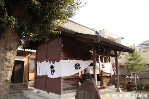 氷川神社(川崎市高津区宇奈根)6