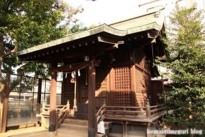 稲荷神社(川崎市多摩区宿河原)4