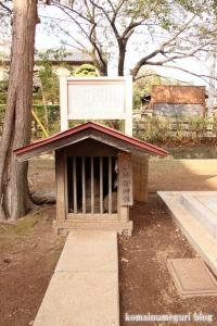 稲荷神社(川崎市多摩区宿河原)11