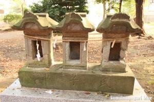 長尾神社(川崎市多摩区長尾)8