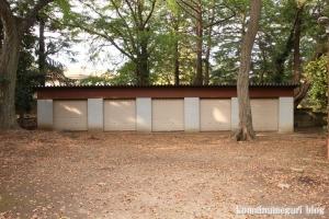 長尾神社(川崎市多摩区長尾)9
