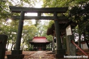 長尾神社(川崎市多摩区長尾)11