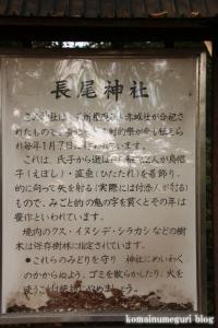 長尾神社(川崎市多摩区長尾)12