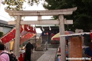 八幡神社(川崎市多摩区宿河原)1