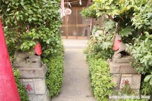 沓稲荷神社(川崎市多摩区宿河原)10