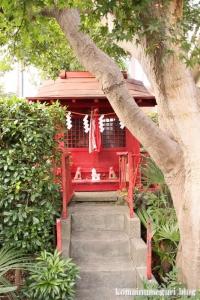 沓稲荷神社(川崎市多摩区宿河原)9