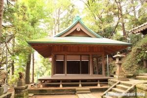 熊野神社(鎌倉市大船)15