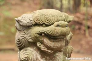熊野神社(鎌倉市大船)26