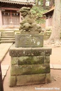 熊野神社(鎌倉市大船)17