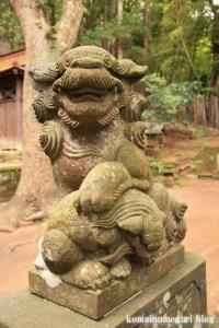 熊野神社(鎌倉市大船)18