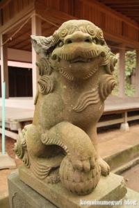 熊野神社(鎌倉市大船)23