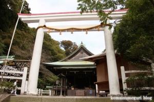 鎌倉宮(鎌倉市二階堂)9