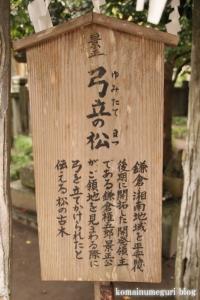 御霊神社(鎌倉市坂ノ下)14