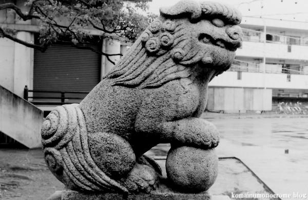 大島八幡神社(川崎区大島)3