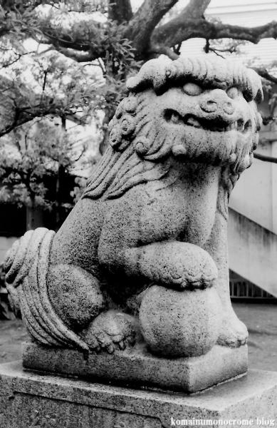 大島八幡神社(川崎区大島)4