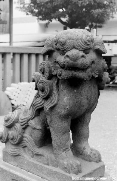 神明神社(川崎区塩浜)4