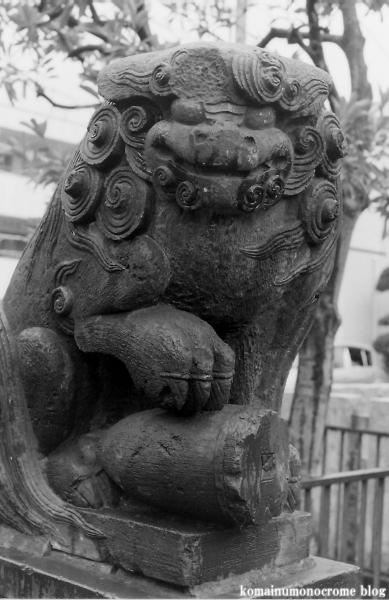 大島八幡神社(川崎区大島)8