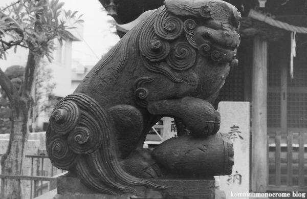 大島八幡神社(川崎区大島)7