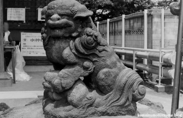 水神宮(川崎区殿町)1