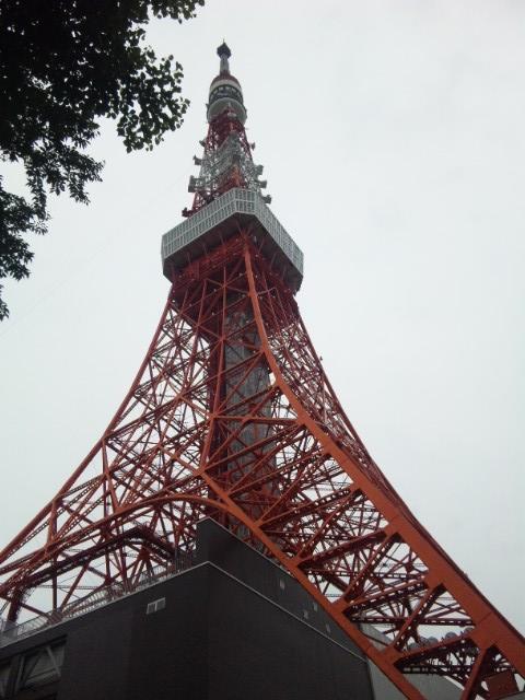 東京ふらふら2日目 -東京タワーと表参道編-