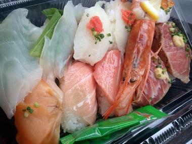 お寿司色々w