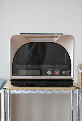 石釜オーブン1
