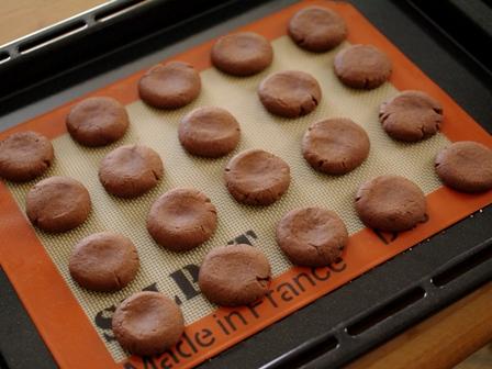 超簡単本格チョコクッキー