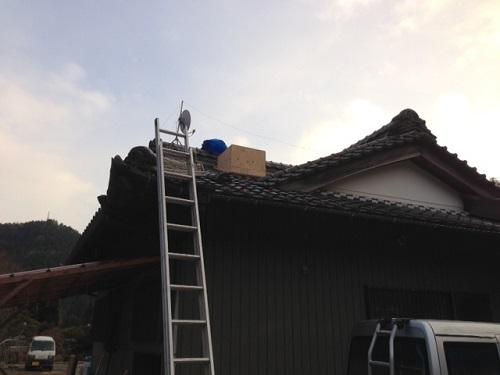 煙突作業5