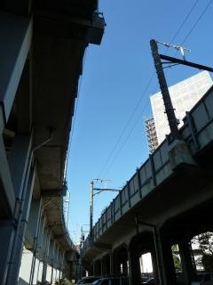 大井車両基地回送線