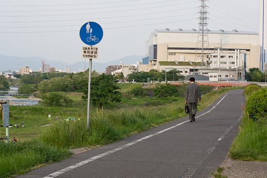 矢田川河川敷-9