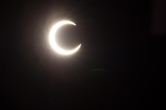 金環日食-3