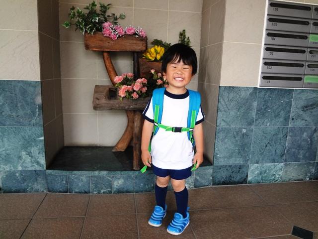 3歳の遠足2