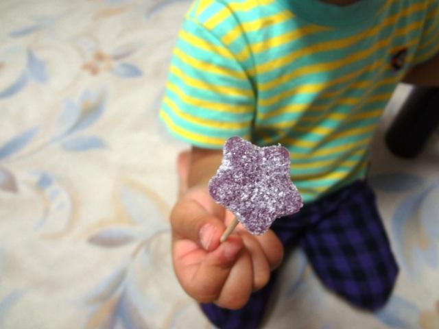 星形のピュレグミ