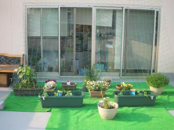 屋上庭園4