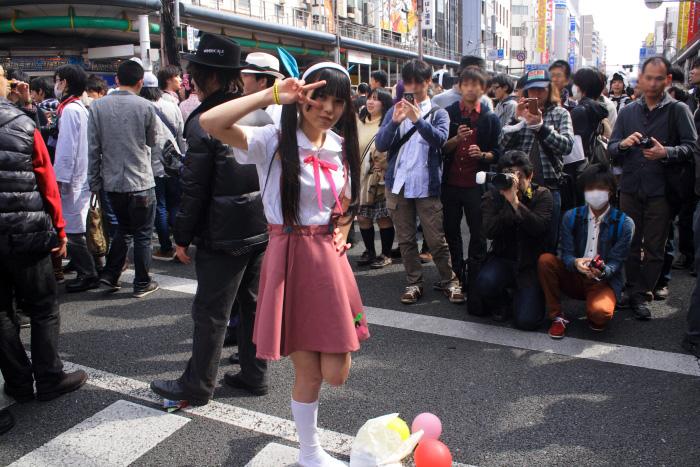 日本橋ストリートフェスタ(ストフェス)2013