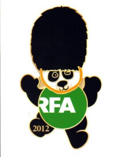2012年7月3日 ビルマ語放送受信 自由アジア放送(RFA)のQSLカード(受信確認証)