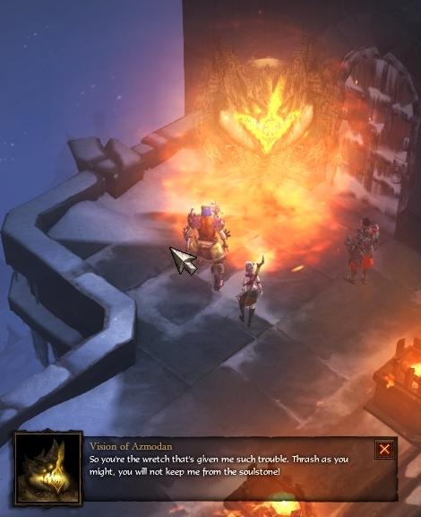 ACT3進行中【Diablo3】