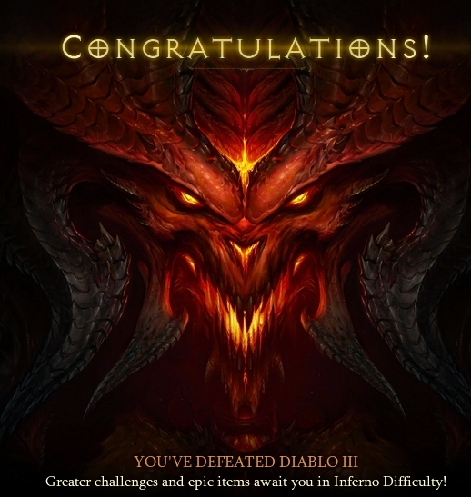 HELLクリア!【Diablo3】